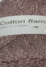 Hjerte Cotton flamme