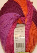 Inca wool